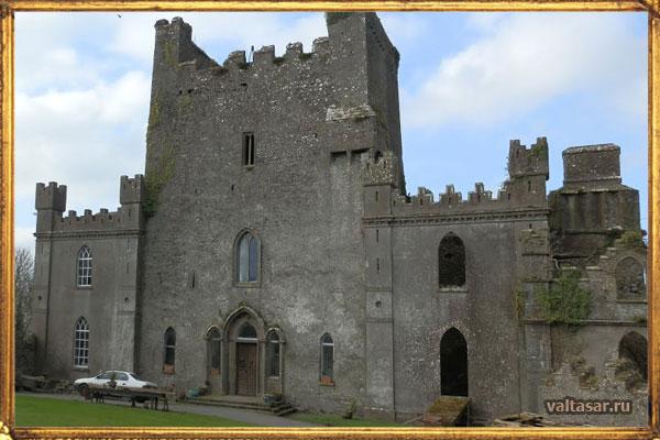 Ирландский замок Лип - кровавое место