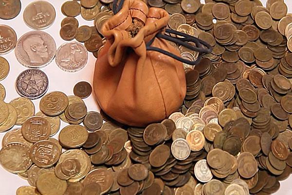 Цветок символ денег и богатства темпы инфляции формируют
