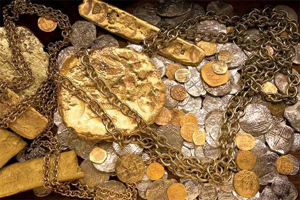 Сокровища наполеона редкие монеты 1997