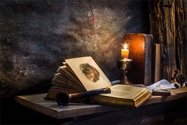 Книга в подземелье