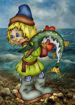 Заговоры бывалых рыбаков