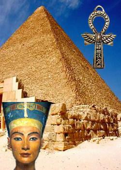 Загадки и тайны древних египетских пирамид