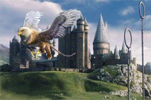 Дениел Редклиф - гиппогриф летит за тобой!