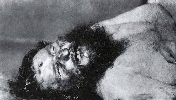 фото мертвого Распутина